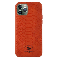 Чехол Santa Barbara Polo & Racquet Club Knight для iPhone 11 Pro Красный