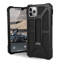 Чехол UAG Monarch для iPhone 11 PRO Чёрный