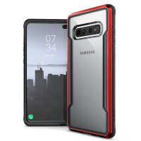 Чехол X-Doria Defense Shield для Samsung Galaxy S10 Plus Красный
