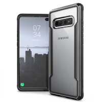Чехол X-Doria Defense Shield для Samsung Galaxy S10 Plus Чёрный
