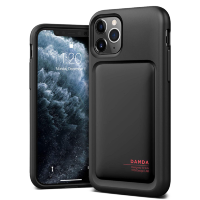 Чехол VRS Design Damda High Pro Shield для iPhone 11 Pro Matt Black